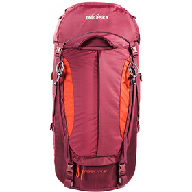 Tatonka Norix 44 Backpack Women bordeaux red